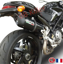SILENCIEUX GPR FURORE LOOK CARBONE DUCATI MONSTER S2R S4R 1000