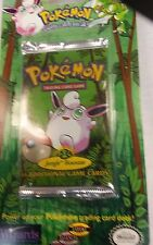 Pokemon Jungle Blister Carded Booster Pack