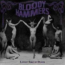 Bloody Hammers - Lovely Sort of Death CD 2016 digi doom occult Napalm Records