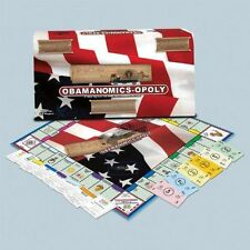 Obama Monopoly Obamanopoly Impeach Obama Opoly Game Ltd 1st Edition NIB Sealed