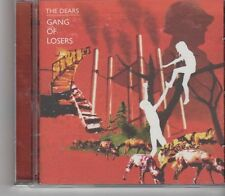 (FX740) The Dears, Gang Of Losers - 2006 CD
