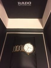 Rado Centrix Automatic White Dial Two-tone Womens Watch R30530013
