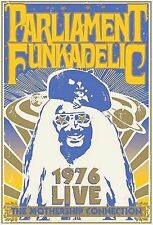 Parliament Funkadelic: The Mothership Connection - Live 1976 New DVD