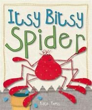 Itsy Bitsy Spider (Kate Toms Series), Toms, Kate, Make Believe Ideas  Ltd., 1846