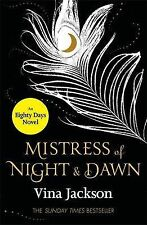 Mistress of Night & Dawn by Vina Jackson Romantic Fiction BRAND NEW paperback
