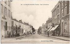 LA ROCHE sur YON (85) - Rue de Bordeaux