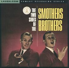 SMOTHERS BROS - THE TWO SIDES OF THE SMOTHERS BROS - CD