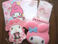 SANRIO cute My melody Lot stationery letter pad envelope note book set kawaii