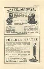 1924 Jwt Connolly Lg Hawkins Lionel Robinson Ad