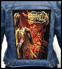 ABRAMELIN - Abramelin --- Huge Jacket Back Patch Backpatch