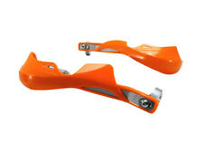 ORANGE Metal Hand Guards Handguards Fits KTM 530 EXC Six Days 520 SX EXC Racing