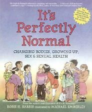 It's Perfectly Normal: Changing Bodies, Growing Up, Sex, and Sexual He-ExLibrary