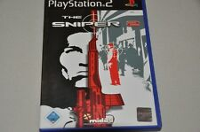 PLAYSTATION 2 gioco-the Sniper 2-Action-TEDESCO COMPLETO ps2 OVP