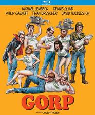GORP (1980 Dennis Quaid) - BLU RAY - Region A - Sealed