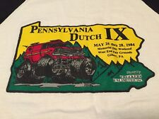 Vintage 1984s Pennsylvania Dutch IX 50/50% Bantam Thin T-Shirt. Size S (34-36)