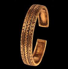 Armreif Viking Wikinger Bronze Wikingerarmreif Andoss Durchmesser ca. 6,0 cm