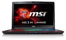 """PORTATIL MSI i7 7ªGEN(APACHE) - 17,3"""" - 16GB DDR4 - 1TB+256SSD - NVIDIA GTX 1050"""