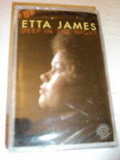 Etta James CASSETTE NEW Deep In The Night