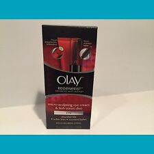 Olay Regenerist Micro-Sculpting Eye Cream And Lash Serum Duo 1 Kit, (EXP.05/16)