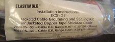 ELASTIMOLD ECS-G3 Jacketed Cable Grounding/Sealing Kit
