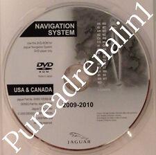 09 2010 2011 JAGUAR XF SUPERCHARGED NAVIGATION DISC DVD WEST AZ CA CO MI IL OH
