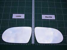 Außenspiegel Spiegelglas Ersatzglas Mercedes SLK R171 ab 2004-2011 Li.ode Re.sph