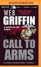 W E B Griffin CALL TO ARMS Unabridged MP3-CD *NEW* FAST 1st Class Ship!
