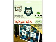 Making Mem Slice Fabrique Design Card Urban Kid
