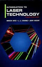 Introduction to Laser Technology 3rd Edition Breck Hitz Electrical Engineering