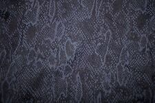 Snakeskin Silk Chiffon Print #19 Natural Fiber Bridal Light Weight Fabric BTHY