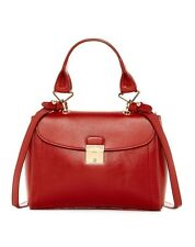 NWT Marc Jacobs The Mini 1984 Leather Crossbody Shoulder Bag AUTH $995 RED ITALY