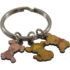DISNEY Keychain - Baby Pooh, Piglet and Tigger