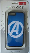 Avengers Cell Phone Case iPhone 6S Apple Universal Studios Brand New BLUE A