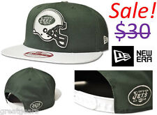 New York NY Jets Men NFL New Era 9Fifty Adjustable Snapback Hat Cap Team Apparel