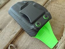 Glock 19 23 32 Kydex Holster Two Tone Carbon Fiber 2tone