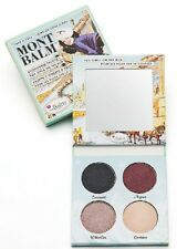 TheBalm MONT BALM Eye Shadow Palette-New!