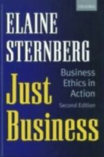 Just Business: Business Ethics in Action-ExLibrary