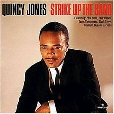 Quincy Jones Strike up the band / Zoot Sims, Phil Woods, Toots Thielemans
