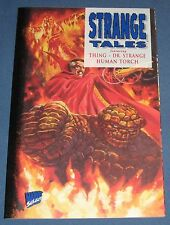 Strange Tales V3 #1  Nov 1994  Dr. Strange, The Thing, Human Torch