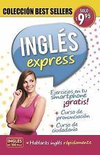 Inglés Express (Inglés en 100 días) (New Edition) by Aguilar Aguilar (2016,...