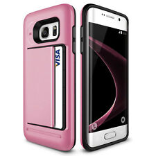 Shockproof Armor Case Cover With Card Pocket Slot Holder For Phone Accessories