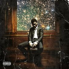 Kid cudi Music Star Fabric Art Cloth Poster 13inch x 13inch Decor 7
