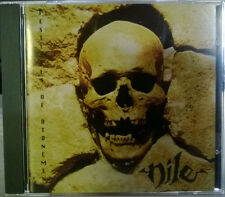 Nile - Festivals of Atonement CD VERY RARE!