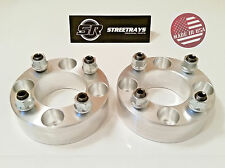 "StreetRays 1.5"" Thick 4x4"" Wheel Spacers EZ Go Golf Carts Club Cars 1/2""x20 PAIR"