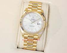 Rolex Day Date Yellow Gold 40mm 228238 NEW MODEL UNWORN