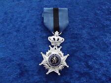 A24-019  Belgischer Orden: Medal Order Leopold II Knight Ritterstufe