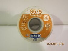 Lenox Sterling Solid Wire Solder Premium Lead Free 1LB # WS15086 Made in USA FSP