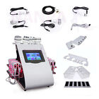 6In1 LLLT Laser Ultrasonic Cavitation Vacuum RF BIO Fat Reduction Beauty Machine
