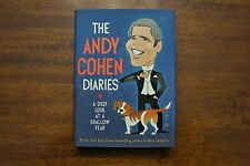 The Andy Cohen Diaries: Shallow Year 1st Edition 1st Printing 2014 Hardcover