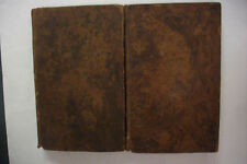 1765 THE WORKS OF WILLIAM SHENSTONE Poetry and Prose HAND LAID PAPER Leather